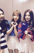 Hangi Red Velvet Üyesine Benziyorsun? by MgeDoanay