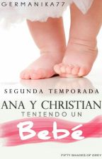 FSOG 2a. TEMP.  Ana y Christian Teniendo un Bebe by germanika77