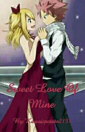 Sweet Love Of Mine Natsuxlucy by Kawaiipotato2131