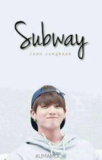 [C] Subway   Jeongguk by Kumamochi_