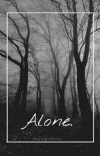 ALONE by DarwinPinto