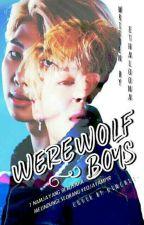 Werewolf Boys [BTS FANTASY] by ethaloona