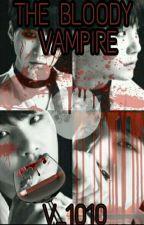 [MIN YOONGI] THE BLOODY VAMPIRE  by V_1010