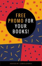 Promote Your Books Here! :) by CameoLover93