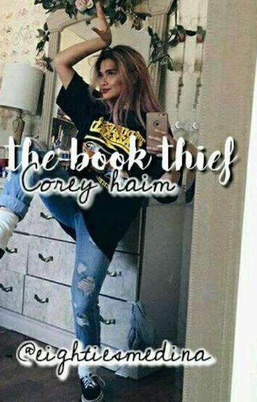 the book thief; corey haim