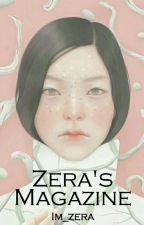 Zera Magazine 1 مجلة زيرا by Im_zera