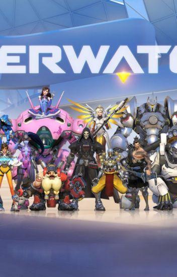 Overwatch x reader