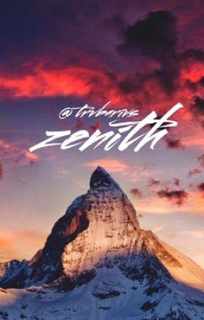 zenith | dane dehaan by trvbarivs