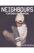 Neighbours-Zach Clayton by elianakranti