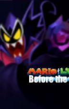 Mario & Luigi Dream Team: Before the Bros. by DarkIlluminatiX