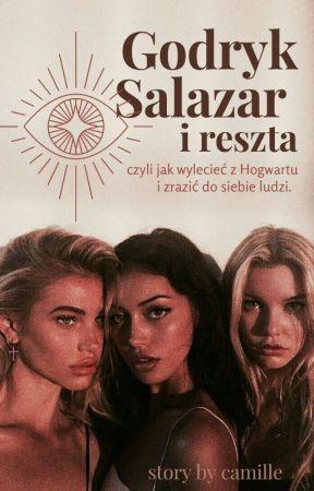 Godryk Salazar i reszta by Kamila21873
