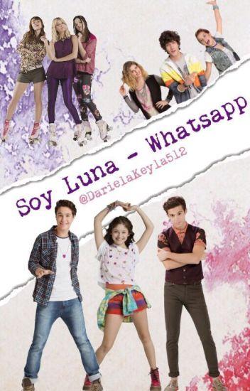 Soy Luna- Whatsapp