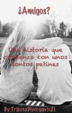 ¿Amigos? by TributaDivergente21