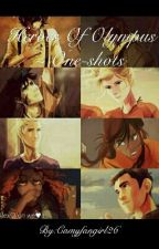 Heroes Of Olympus ~ One-shots  by Camyfangirl26