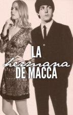 La hermana de Macca by maxwellslvrhmmr