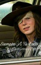 Siempre A Tu Lado (Carl Grimes Y Tu) by jimenagiacossa