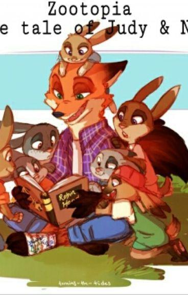 Zootopia: Love Tale Of Judy & Nick