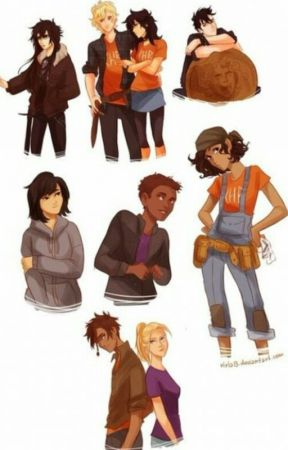The Heroes Of Olympus/Percy Jackson Gender Swapped by DaFattestKatwiEver