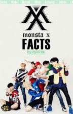 MONSTA X Facts by eylul_xx