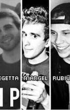 El Instituto (Youtubers Y Tu HOT) by lilikuki
