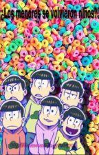 Osomatsu-san Los menores se volvieron niños?!?!? #PremiosMatsu by todomatsu-girl1122
