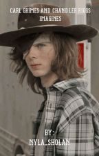 Carl Grimes And Chandler Riggs Imagines by Nyla_Sholan