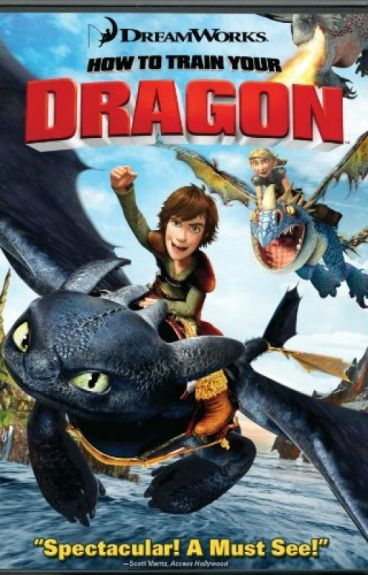 Watching Their Movies (ROTBFTD6) Httyd
