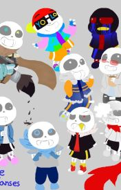 My Undertale Drawings by kellythefox55