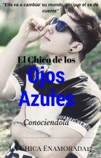 El Chico De Los Ojos Azules-Conociendola. Lucas Castel Y Tu-Libro 1 by Lachicaenamorada17