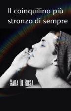 Il coinquilino più stronzo di sempre -  Selena Gomez e Gregg Sulkin  by Love_will_Remember92