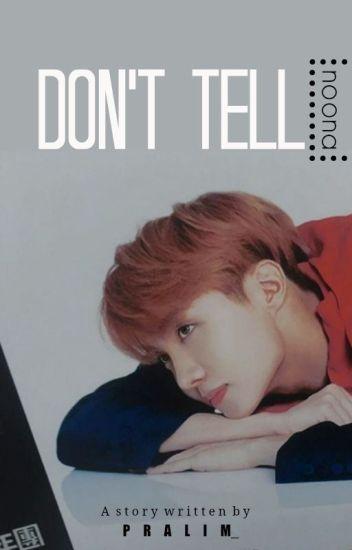 Don't tell noona (YoonSeok)