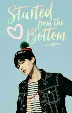 Started From The Bottom • min yoongi by -blankfaceu