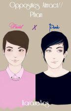 Opposites Attract//Phan {PunkxPastel} by KarakuoXos