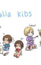 Hetalia Orphanage (Children!Hetalia x Reader) by OwlTurtle_San