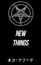 New things / myg + jjk by NekkoFreak
