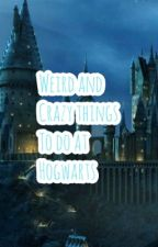 Weird and crazy things to do at Hogwarts  by Starcatcher24