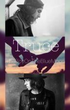 Truce (Kellic OneShot) by TheBoyOnTheBlueMoon