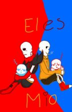 El es mío!!! (uf!paps x us!sans) (Honeymustard) vs (foncest) by paolathecat81