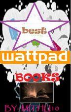 best wattpad books by mariya_10