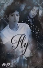 2. Fly →park chanyeol by marielscolor