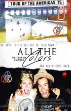 All the Colors | Narry by butterflytattoohaz