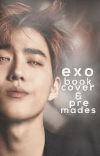 ☛EXO BOOK COVER [CERRADO] by KimZarah