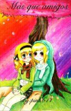 ¿Más Que Amigos? [Ben Drowned] by pink644