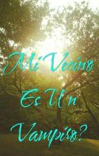 Mi Vecino Es Un Vampiro (Snoomin) by lizmin345
