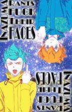 Inazuma Rants - Fuck Their Faces by Naoki_Mura