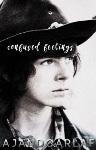 confused feelings {carl grimes}