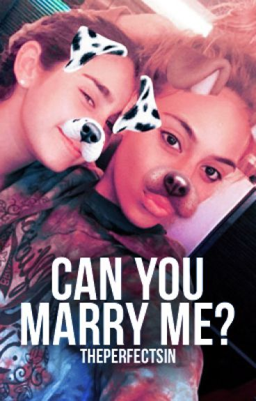 Can You Marry Me? (Laurinah)