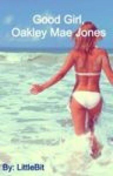 Oakley Mae Jones by ElisabethBent