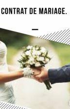 Contrat de mariage.//Louis Tomlinson by Les_Confis_Danse