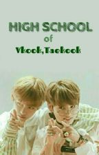 HIGH SCHOOL OF VKOOK by KWONJIMAA